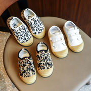 春秋 児童 キャンバスシューズ 男児 女児 赤ちゃん 靴 小 靴 才 ペダル スケートボ