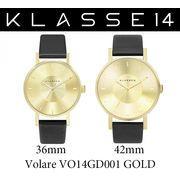 【まとめ割10%OFF】KLASSE14 クラス14 腕時計 VOLARE VO14GD001 36mm 42mm ゴールド