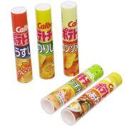 【鉛筆キャップ】ポテトチップス えんぴつカバー5本セット/カルビー