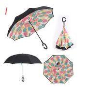 逆さ傘 傘 晴雨兼用 さかさ傘 さかさかさ さかさま傘 レディース メンズ