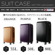 スーツケース110Wキャスター