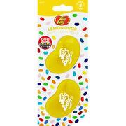 車用エアコンルーバー取り付け芳香剤 Jelly Belly レモンドロップ 2p