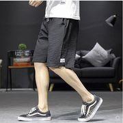 【大きいサイズM-5XL】ファッション/人気パンツ♪ブラック/ダークブルー2色展開◆