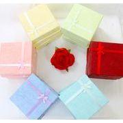ブレス用ラッピングボックス(リボンデザイン) 24個セット  品番: 8300