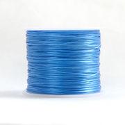 ポリウレタンゴム 27 藍色 ハンドメイド ブレスレット 水晶の線 約80m 全34色 オペロン 糸