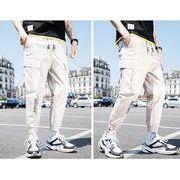 【大きいサイズM-5XL】ファッション/人気パンツ♪ブラック/カーキ/グリーン3色展開◆