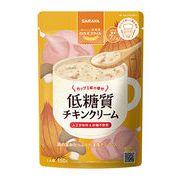 ロカボスタイル 低糖質チキンクリームスープ150g  賞味期限19.10.02