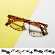 【2019春夏新作】 サーモント ウェリントン 伊達メガネ サングラス / メンズ レディース 眼鏡 UV