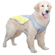 熱中症対策 大型犬 クールポンチョ ひんやり 犬 服 犬服 犬の服 ドッグウェア クール 熱中症 予防