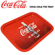 コカコーラ ティン トレイ