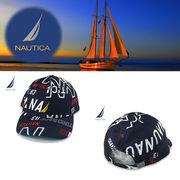 NAUTICA HYDRO RACE PRINTED B.B CAP  17827