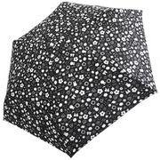 サンマルコ折りたたみ傘 ミッフィー総柄/ブラック 53cm