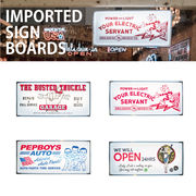 Import Sign Board 【LED サインボード】