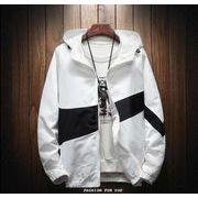 メンズジャケット コート 長袖トップス カジュアル ゆったり 全4色
