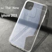 2019 iPhone 11 pro max xr ケース TPU クリア ケース スリム キズ防止 アイフォンxi カバー