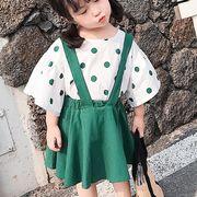 新品!!キッズファッション★★子供 セットアップ トップス+スカート