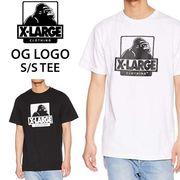 【X-LARGE】(エックスラージ) OG LOGO 半袖 Tシャツ 3色
