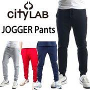 【CITY LAB】(シティーラブ) Performance Fleece ジョガーパンツ 4色