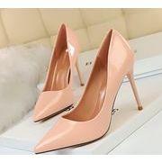 7月ハイヒール 美脚  痛くない 歩く安い 結婚式 細いヒール パンプス 通勤靴  OL オフィス 仕事靴