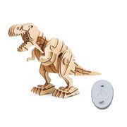 ROBOTIME 木製パズル ティラノサウルス T-REX 約407×160×295mm