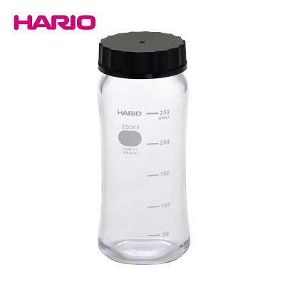 「公式」 耐熱ボトル オーヴァル HBO-250-B HARIO(ハリオ)