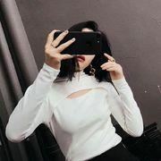 新作★レディース向け★女性トップス★欧米風★上着★長袖シャツ★セクシー