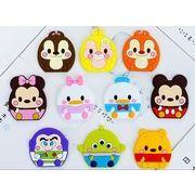 【DIY新作】 貼り付けパーツ ハンドメイド アクリルパーツ デコパーツ ディズニー ミッキーマウス