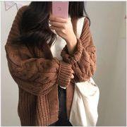 新作☆セーター★素敵なデザイン★ニットウェア★優雅なセーター☆ニット外套★