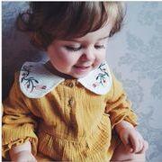 2019年新作♪★子供服☆キッズ服★ 刺繍★這う服ベビー服 ☆超可愛い73-100