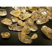 ゴールデン タイチンルチル  ルチルクォーツ  30g量り売り 強烈な輝き 金針水晶