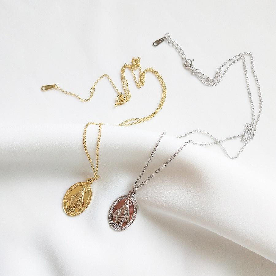 ネックレス s925 silver gold silvernecklace シルバー ゴールド ◆メール便対応可◆