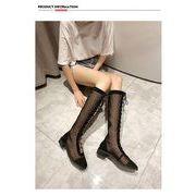 全2色 韓国ファッション チュール ブーツ カジュアルシューズ 合わせやすい靴カジュアルシューズ
