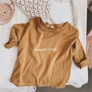 秋冬新発売 子供服 上着 Tシャツ 女の子