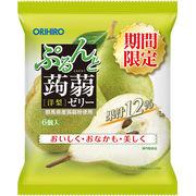 ぷるんと蒟蒻ゼリーパウチ 洋梨