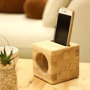 木製スピーカー