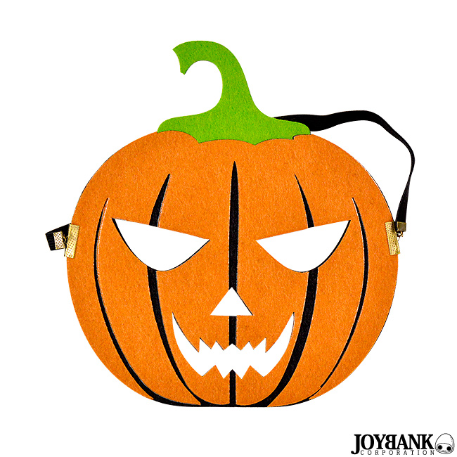 halloween sale・かぼちゃマスク【パンプキン/仮面/ハロウィン/パーティー/小道具 】