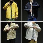 【大きいサイズM-5XL】【秋冬新作】ファッション/人気コート♪全4色◆