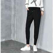 【大きいサイズM-4XL】【秋冬新作】ファッションパンツ