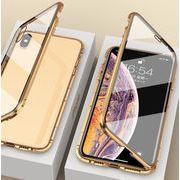 iPhone11 スマホケース ガラスケース 両面ガラス iPhone11ケース