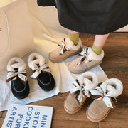 靴 ネット レッド スノーブーツ 女 ファッション 何でも似合う 新しいデザイン 冬 短