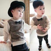 男の子★♪ファッション★♪セーター★♪上着★♪ニットトップス★♪90cm-130cm♪♪♪