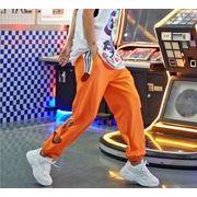 ヒップホップパンツ 原宿系 insパンツ ロングパンツ スポーツパンツ 無地パンツ ダンスパンツ 団体服