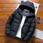 スリムフィット コットン 2019新 韓国トレンド 冬 カジュアル 短いスタイル コート百掛け 気質 カレッジ風