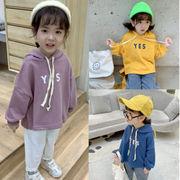 2019秋新作★韓国風★キッズ女の子★トップス★スウェット 7-15