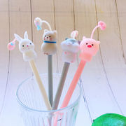 動物 ボールペン ゲルインクボールペン 中性ボールペン 創意