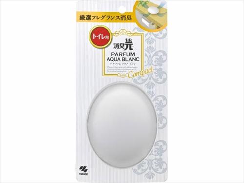 消臭元PARFUM COMPACT アクアブラン 【 小林製薬 】 【 芳香剤・トイレ用 】