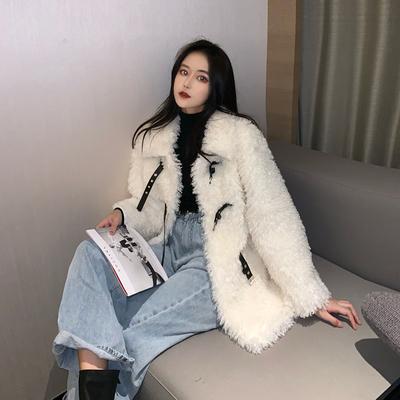 森 省 怠惰な 風 手厚い コットンコート 女 冬 新しいデザイン 韓国風 ルース 法