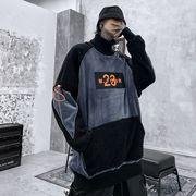 ジャケット タートルネック メンズ レディース  ジュアル SALE 2019秋冬新作 ファッション 長袖