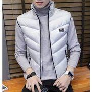 秋冬新入荷★大きいサイズ男の人綿 韓国ファッション 厚手暖かい ベスト