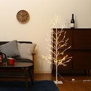 LEDブランチツリー 120cm W/スイッチ